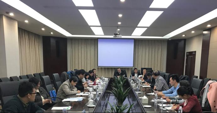 上海市生态环境局罗海林副局长调研本市环境监测社会化服务机构