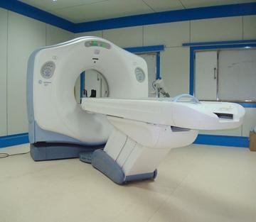 美国GE公司64排128层容积CT