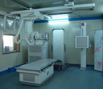 美国GE全数字X线摄片机(DR)